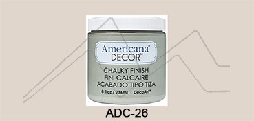 AMERICANA DECOR CHALKY FINISH GRIS PRIMITIVO ADC-26