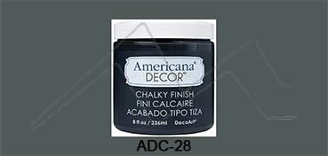 AMERICANA DECOR CHALKY FINISH GRIS RELIQUIA ADC-28