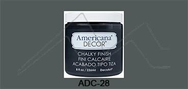 AMERICANA DECOR CHALKY FINISH GRIS RELIQUIA ADC-28