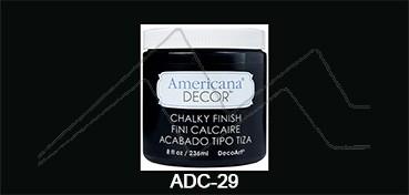 AMERICANA DECOR CHALKY FINISH CARBÓN ADC-29