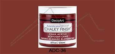 AMERICANA DECOR CHALKY FINISH GRANATE LEGADO ADC-36