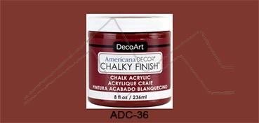 AMERICANA DECOR CHALKY FINISH GRANATE LEGADO ADC-36