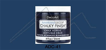 AMERICANA DECOR CHALKY FINISH NEGRO HONOR ADC-41