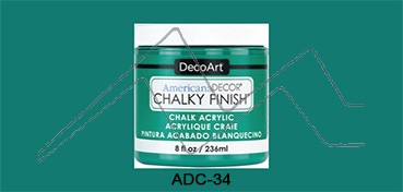 AMERICANA DECOR CHALKY FINISH VERDE RECUERDO ADC-34