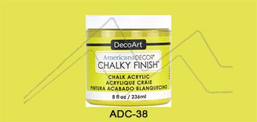 AMERICANA DECOR CHALKY FINISH VERDE DEDICADO ADC-38