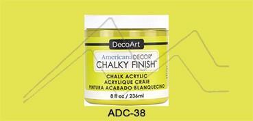 AMERICANA DECOR CHALKY FINISH VERDE DEDICADO ADC-38