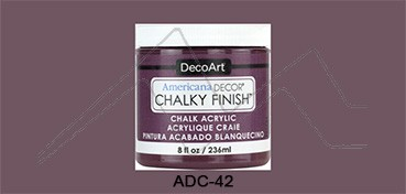 AMERICANA DECOR CHALKY FINISH MARRON VICTORIANO ADC-42