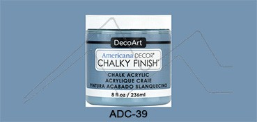 AMERICANA DECOR CHALKY FINISH GRIS COLONIAL ADC-39