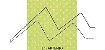 ARTEMIO HOJAS PARA SCRAPBOOKING TEXTURA PUNTOS CELTIC GREEN 216 GR/M
