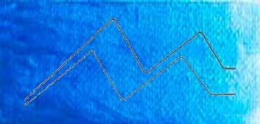 OLD HOLLAND ACRÍLICO NEW MASTERS AZUL CERÚLEO - CERULEAN BLUE - SERIE E Nº 686