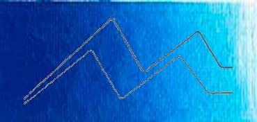 OLD HOLLAND ACRÍLICO NEW MASTERS AZUL CERÚLEO OSCURO - CERULEAN BLUE DEEP - SERIE F Nº 689