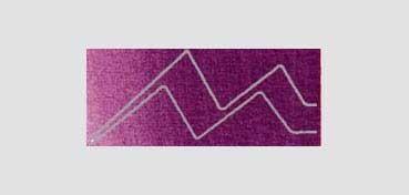 WINSOR & NEWTON ACUARELA ARTIST MEDIO GODET MALVA PERMANENTE - PERMANENT MAUVE - SERIE 3 - Nº 491