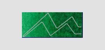 WINSOR & NEWTON ACUARELA ARTIST MEDIO GODET VERDE WINSOR SOMBRA AMARILLA - WINSOR GREEN YELLOW SHADE - SERIE 1 - Nº 721