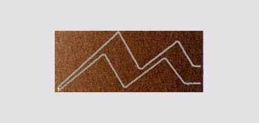 WINSOR & NEWTON ACUARELA ARTIST MEDIO GODET PARDO VAN DYKC - VANDYKE BROWN - SERIE 1 - Nº 676
