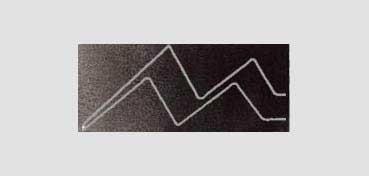 WINSOR & NEWTON ACUARELA ARTIST MEDIO GODET NEGRO DE MARTE - MARS BLACK - SERIE 1 - Nº 386