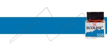 TALENS ECOLINE ACUARELA LÍQUIDA AZUL DE PRUSIA Nº 508