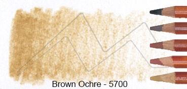 DERWENT DRAWING LÁPIZ DE DIBUJO BROWN OCHRE 5700