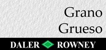 LANGTON PRESTIGE DALER ROWNEY BLOC ACUARELA 300G/M² - 12 HOJAS - 100% ALGODÓN - GRANO GRUESO