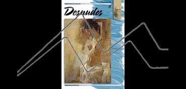 LIBROS DE TECNICAS ARTÍSTICAS LEONARDO Nº 8 DESNUDOS