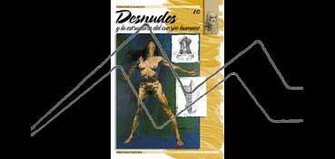 LIBROS DE TECNICAS ARTÍSTICAS LEONARDO Nº 10 DESNUDOS