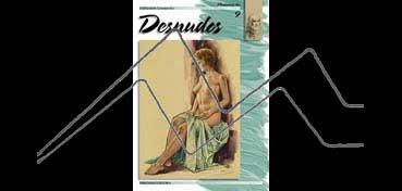 LIBROS DE TECNICAS ARTÍSTICAS LEONARDO Nº 9 DESNUDOS