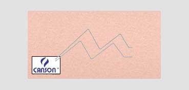 CANSON MI-TEINTES CARTULINA 160 G - ROSA OSCURO (Nº 352)