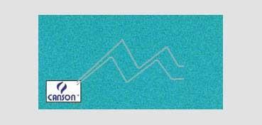 CANSON MI-TEINTES CARTULINA 160 G - AZUL TURQUESA (Nº 595)