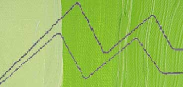 LIQUITEX ACRÍLICO ESPESO -HEAVY BODY- VERDE VIVO LIMÓN (VIVID LIME GREEN) SERIE 1A Nº 740