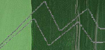 LIQUITEX ACRÍLICO ESPESO -HEAVY BODY- TONO VERDE HOOKER (HOOKERS GREEN HUE PERM.) SERIE 1A Nº 224