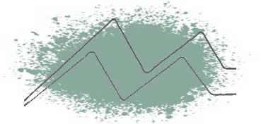 LIQUITEX SPRAY ACRÍLICO - PROFESSIONAL SPRAY PAINT - VERDE OXIDO DE CROMO 6 (CHROMIUM OXIDE GREEN 6) SERIE 1 Nº 6166