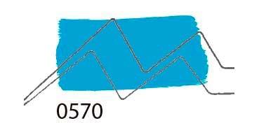 LIQUITEX PAINT MARKER ANCHO AZUL BRILLANTE Nº 0570