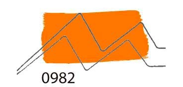 LIQUITEX PAINT MARKER ANCHO NARANJA FLUO Nº 0982