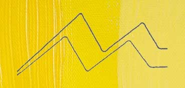 WINSOR & NEWTON ACRÍLICO ARTISTS AMARILLO DE CADMIO MEDIO (CADMIUM YELLOW MEDIUM) SERIE 3 Nº 116