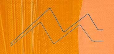 WINSOR & NEWTON ACRÍLICO ARTISTS NARANJA DE PIRROL (PYRROLE ORANGE) SERIE 4 Nº 519