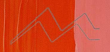 WINSOR & NEWTON ACRÍLICO ARTISTS ROJO DE PIRROL CLARO (PYRROLE RED LIGHT) SERIE 4 Nº 536