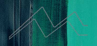 WINSOR & NEWTON ACRÍLICO ARTISTS VERDE FTALO SOMBRA AZUL (PHTHALO GREEN BLUE SHADE) SERIE 2 Nº 522