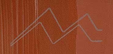 WINSOR & NEWTON ACRÍLICO ARTISTS ÓXIDO DE HIERRO ROJO (RED IRON OXIDE) SERIE 1 Nº 560
