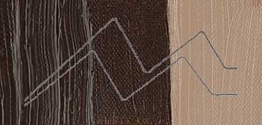WINSOR & NEWTON ÓLEO GRIFFIN SOMBRA TOSTADA (BURNT UMBER) SERIE 1 Nº 076
