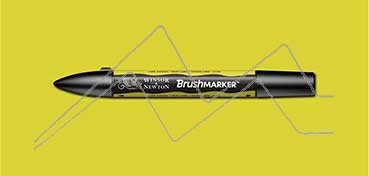 WINSOR & NEWTON ROTULADOR BRUSHMARKER LIME GREEN G178