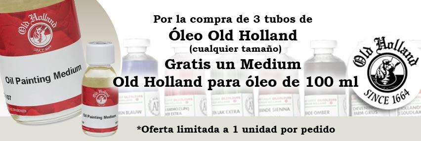Oferta Óleo Old Holland