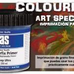 COLOURFIX, la imprimación multisuperficie para pastel, óleo, acrílico, collage…