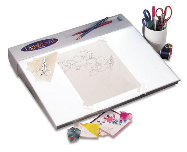 Mesas de luz y animaci n una manera de proyectar tu for Mesa de dibujo con luz