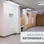 Inauguración de Artemiranda LAB
