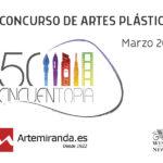 II Concurso de artes plásticas Cincuentopia