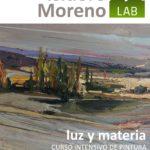 Artemiranda LAB. Curso de pintura de paisaje: Luz y Materia por Isidoro Moreno López