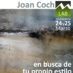 ArtemirandaLAB: Curso intensivo y Master Class de Acuarela «En busca de tu propio estilo» por Joan Coch