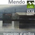 ArtemirandaLAB: Curso intensivo de acrílico «Transición al acrílico» por J. Mendo