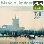 """ArtemirandaLAB: Curso Intensivo de acuarela """"Espacios abiertos"""" por Manolo Jiménez"""