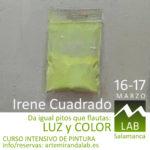 Entrevista a Irene Cuadrado