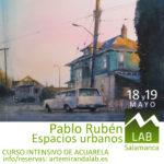Entrevista a Pablo Rubén
